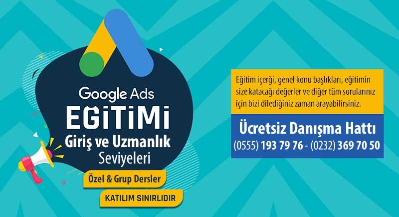 Yazılım Geliştirici /Google Adwords Eğitimleri